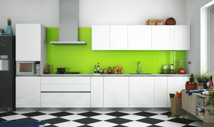 chất liệu làm tủ bếp