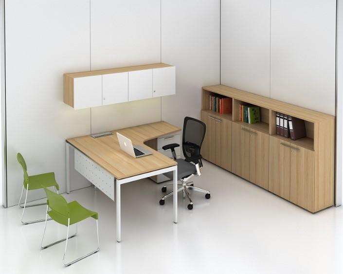 Những mẫu bàn hoàn hảo cho nội thất văn phòng