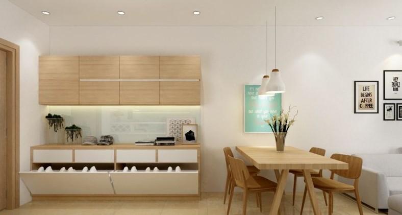 thiết kế nội thất chung cư, bố trí căn hộ chung cư, báo giá nội thất chung cư, thiết kế nội thất căn hộ chung cư, thiết kế căn hộ 90m2 2 phòng ngủ, thiet ke noi that can ho 2019, nhà chung cư, thiet ke noi that chung cu